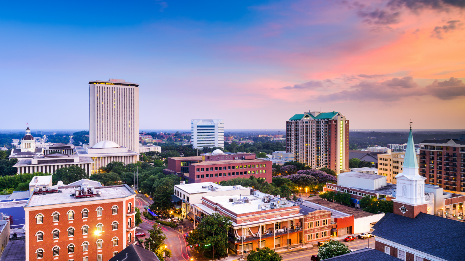 Why Tallahassee – Leon County?